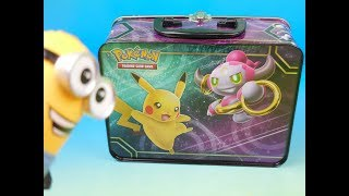 WHAT'S IN THE LUNCH BOX? MYSTERY FAST FOOD TOY REVIEW Episode 4