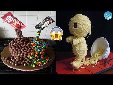 Most Creative Cakes That Are Too Cool To Eat