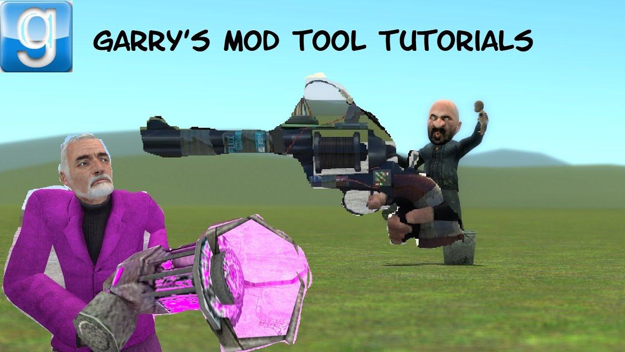 Garry's Mod tool tutorial #27 - Smart Weld (workshop)