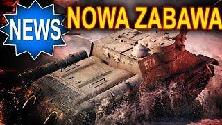 Nowy tryb w World of Tanks?