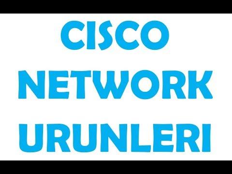 CISCO NETWORK ÜRÜNLERİ - Cisco Catalyst Switch Ürün Ailesi
