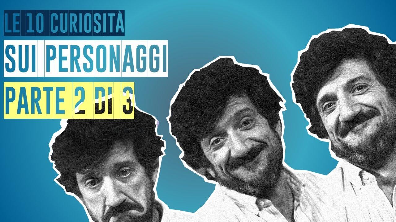 DA TOMAS MILIAN A MARIO BREGA: I PERSONAGGI DELLA COMMEDIA ITALIANA - DIECI CURIOSITÀ - PARTE 2 DI 3
