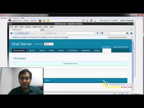 Learning Chef Server Environment-Chef Server Training Delhi