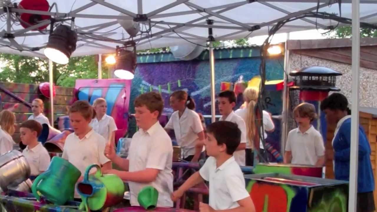The Wroxham School Music Garden Everyone Youtube