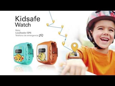 KidSafe Watch  - Cómo vincular con tu Smartphone