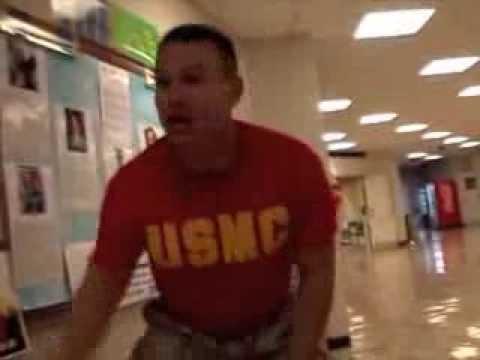 MAJ Durden: Officer Linebacker