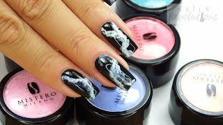 Magic smokey nails art / MISTERO MILANO