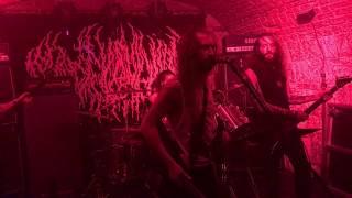 BLOOD INCANTATION - NEW SONG! (LIVE - Robot, Budapest - 2017-10-23)