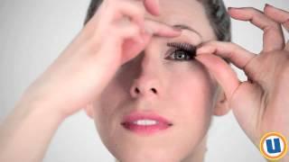 Ardell: Накладные ресницы видео урок