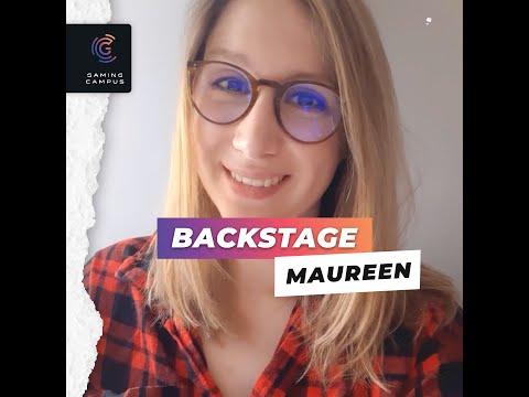 Itw Maureen sur son parcours en stage chez Piece of Cake Studios