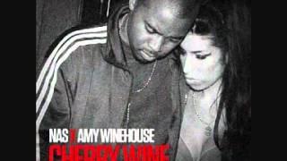 Nas feat Amy Winehouse- Cherry Wine (w/ Lyrics)