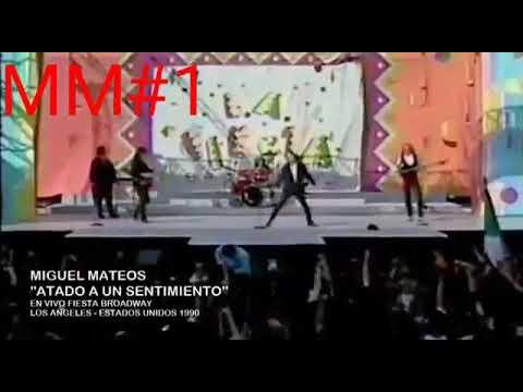 MM#1:Broadway LA USA 1990 en vivo tv