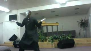 "Smokie Norful ""Justified"" Mime"