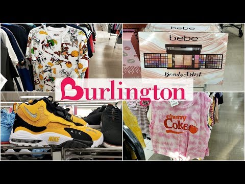 BURLINGTON NAME BRANDS AT DISCOUNT * SHOP WITH ME * JUNE 2019