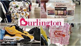 BURLINGTON NAME BRANDS AT DISCOUNT * SHOP WITH ME * JUNE 2019