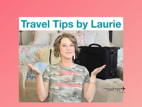 Travel Tips by Laurie (Welcome)