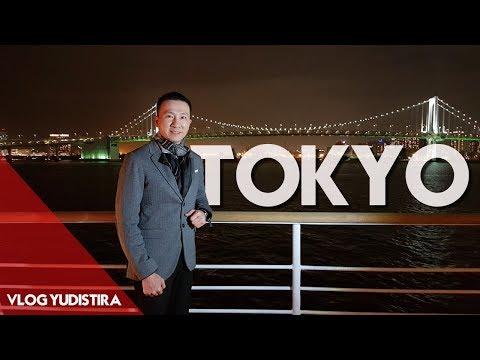 VLOG YUDISTIRA - EXECUTIVE CONFERENCE JAPAN 2018 (Part 2 - TOKYO)