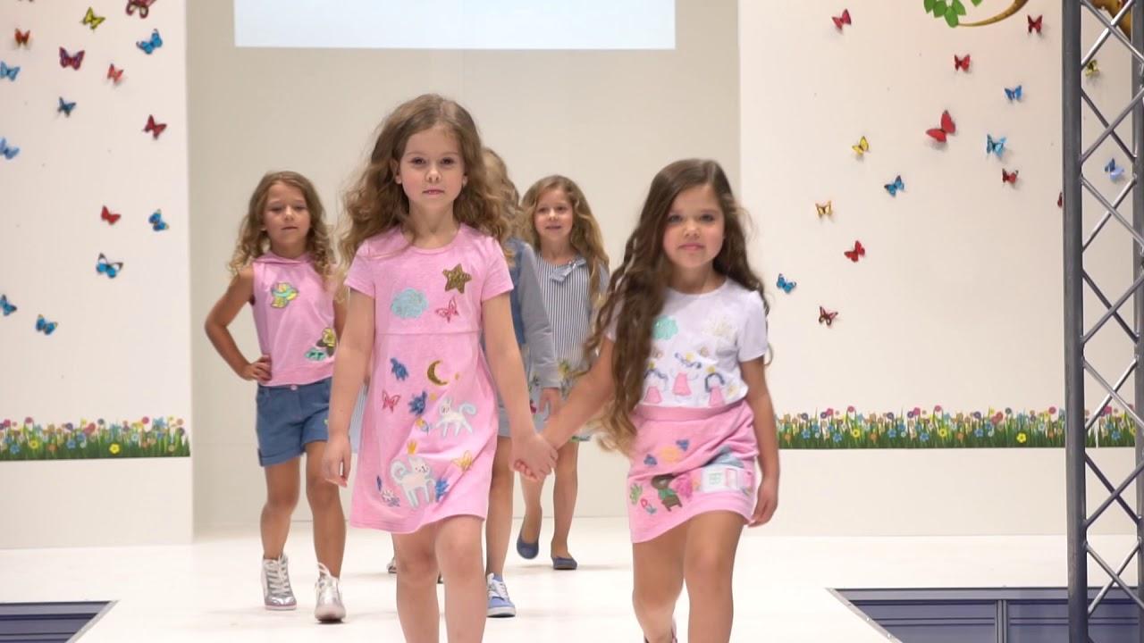 CJF – Детская мода-2017. Осень». «Детский подиум» - YouTube f60e07c1b19
