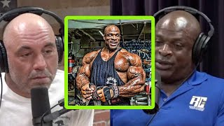 Champion Bodybuilder Ronnie Coleman Talks Steroid Use with Joe Rogan
