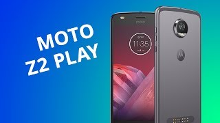 Moto Z2 Play [Análise / Review]