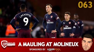 Wolves 3-1 Arsenal   A Mauling at Molineux   Review   Episode 63