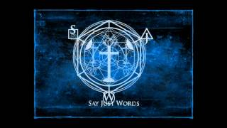 Say Just Words - This is Not Salvation (2012 single)