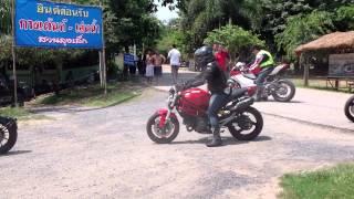 Ducati Thailand trip