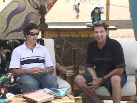 "Surfer C.J. Hobgood, the band 689, mtn biker Brian Lopes on ""Action Figures"" Season One Episode 9"