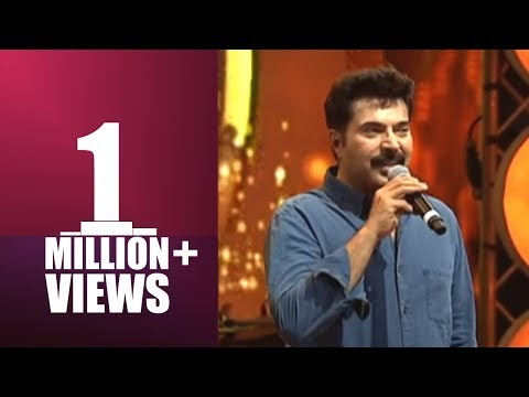 Vanitha Film Awards 2015 Part 16 Mammootty is the Best Actor