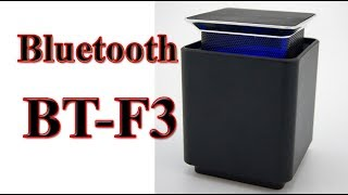 bluetooth колонка bt f3