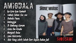 Kumpulan Lagu Indie lokal Indonesia Terbaik |Amigdala Full album terbaik lagu indie lokal 2021