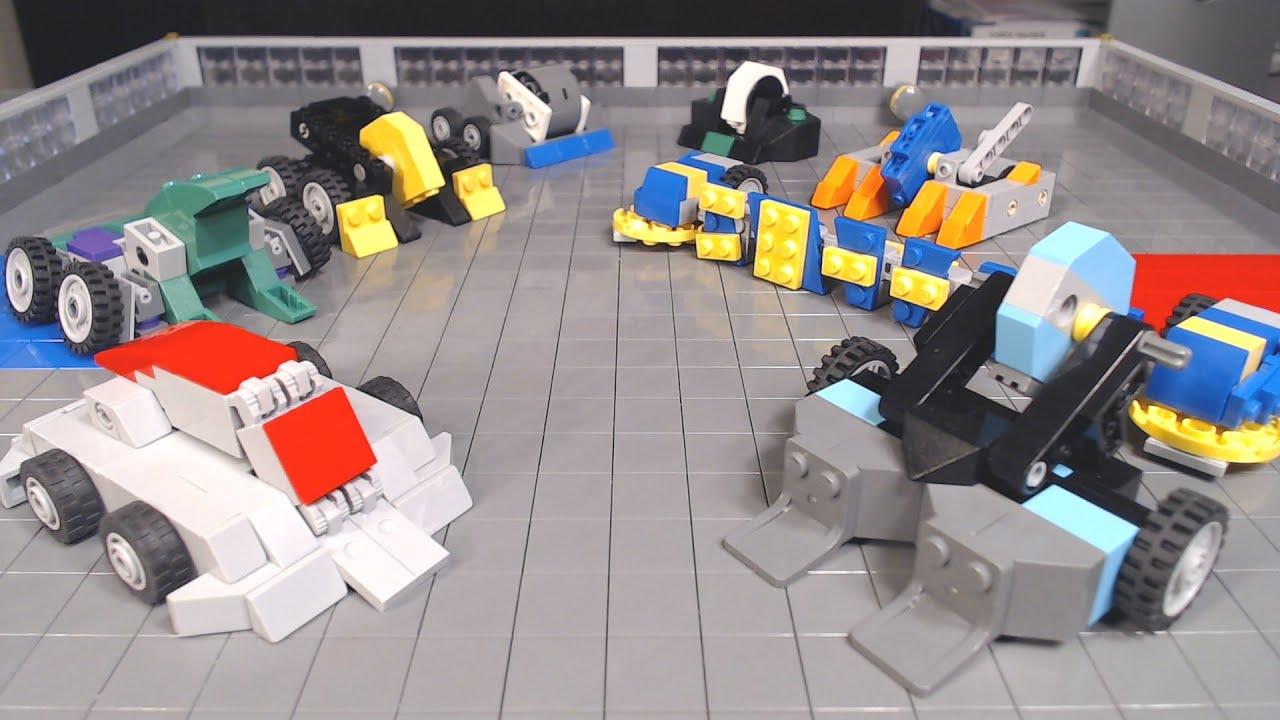 Download Lego Battlebots Season 4 Episode 10