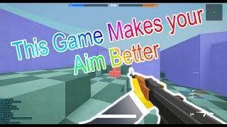 This Game Makes Your Aim Better | Roblox | Bad Business