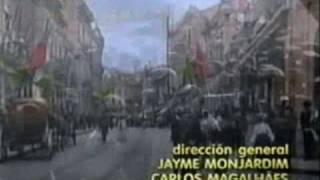Entrada Terra Nostra telenovela opening
