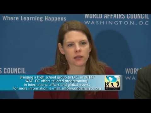 "World Affairs TODAY Season 7 Episode 11 ""20 Years Gone: The Rwandan Genocide"""