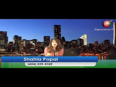 Andesha By Shahla Popal- Nov 4, 2017  Afghanistan TV