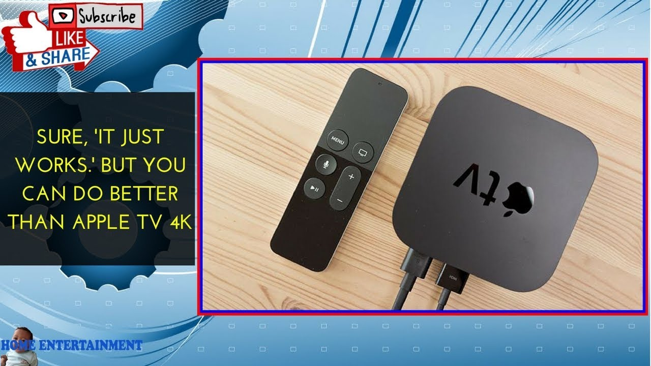 how to make apple tv work