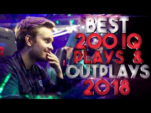 BEST 200 IQ Plays & Outplays of 2018 - Dota 2 thumbnail