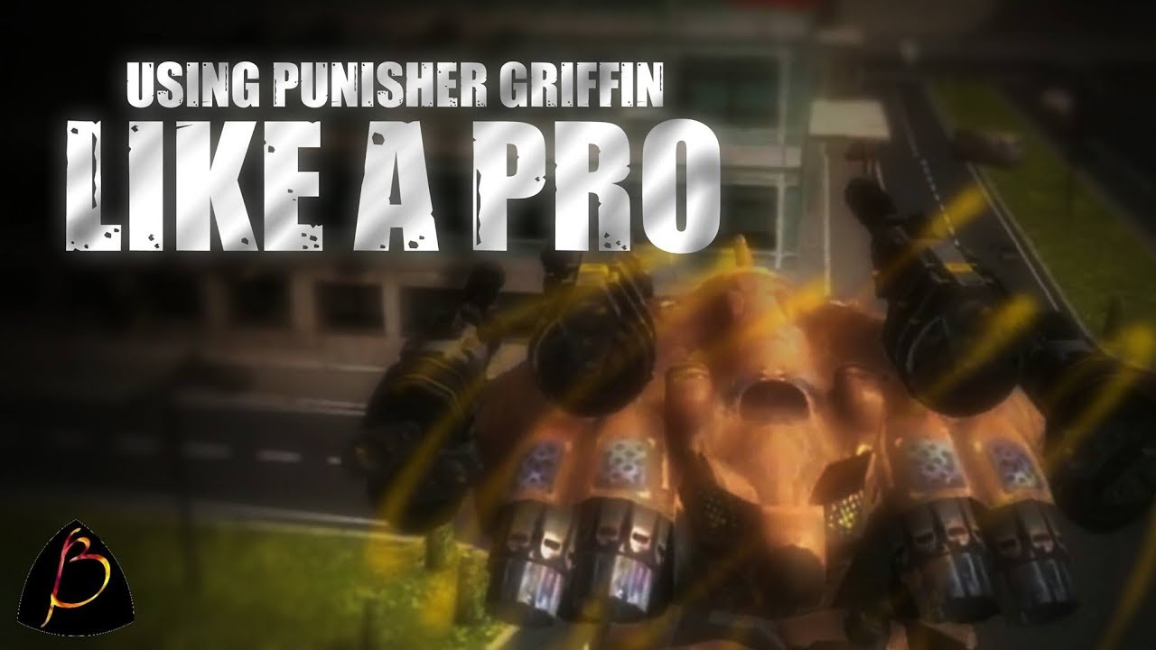 War Robots - Using Punisher Griffin Like A Pro! - YouTube