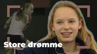 Dengang Caroline Wozniacki drømte stort i skolegården (Portræt fra 2003)