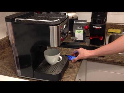 Cuisinart EM-100C Espresso Machine