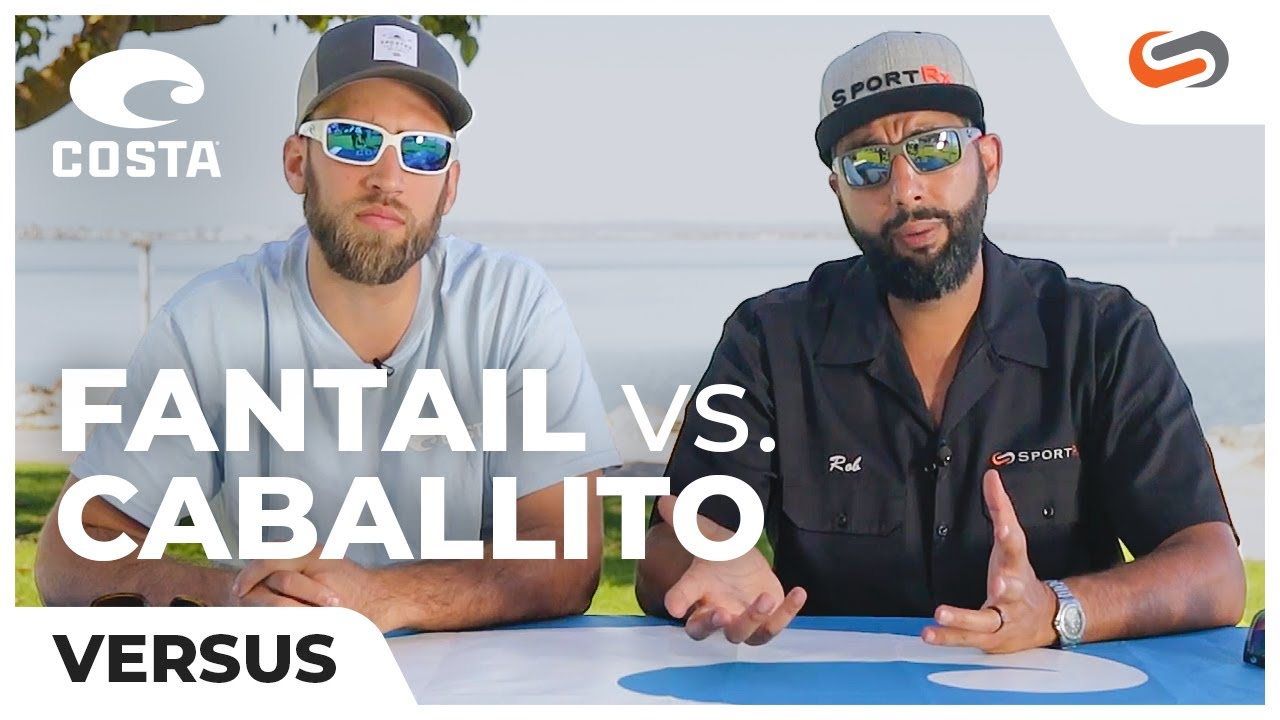 dc1c4038236d Costa Fantail vs.Costa Caballito   SportRx.com - YouTube
