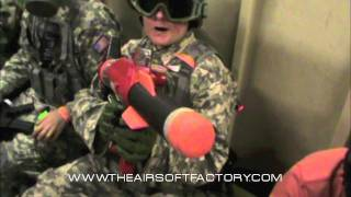 The Airsoft Factory Zombies Unleashed Episode I