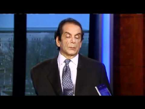 Psychoanalyzing Obama: Krauthammer explains president