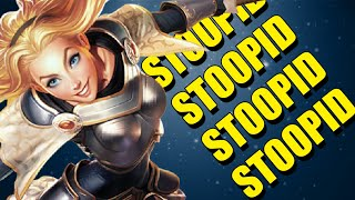 This Rengar is the KING of STOOPID - Lux Support Gameplay League of Legends