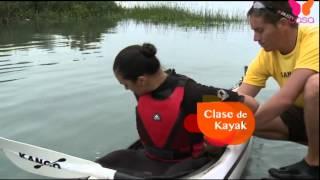 Kanoo Kayak Prensa: Cuerpo en Armonía -  Casa Club TV