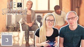 LET'S PLAY | Life Is Strange 2 Episode 4 - Part 3 | Sean and Karen Talk, Do We Trust Her?
