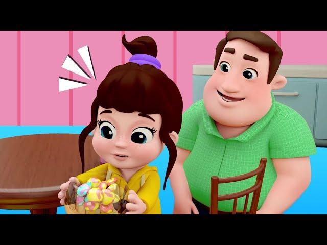 Zeynep Zeynep O Şeker Mi? - Eğlenceli Çocuk Şarkısı - Türkçe Johny Johny Yes Papa