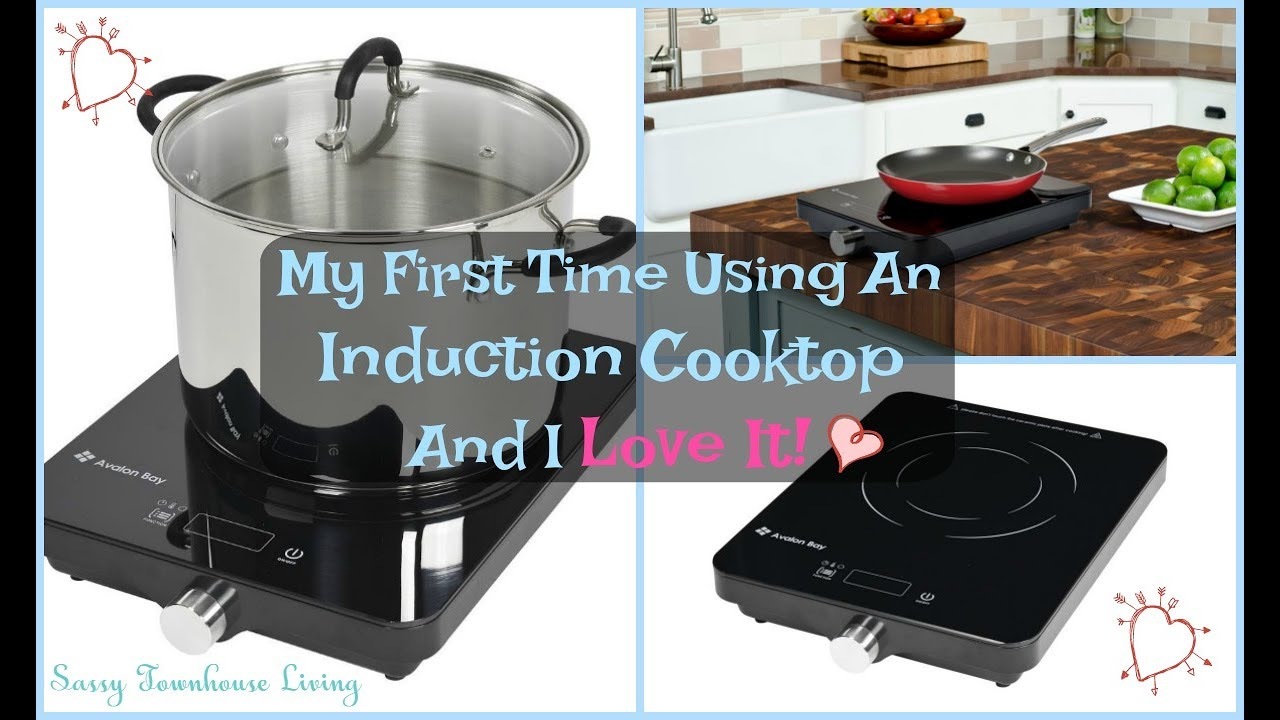 My First Time Using An Induction Cooktop And I Love It