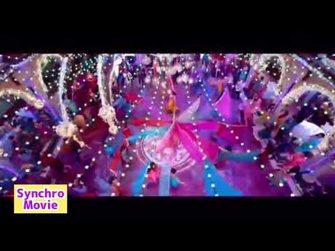 《シンクロムービー》有言実行三姉妹シュシュトリアンOP × インド映画(Besharam)